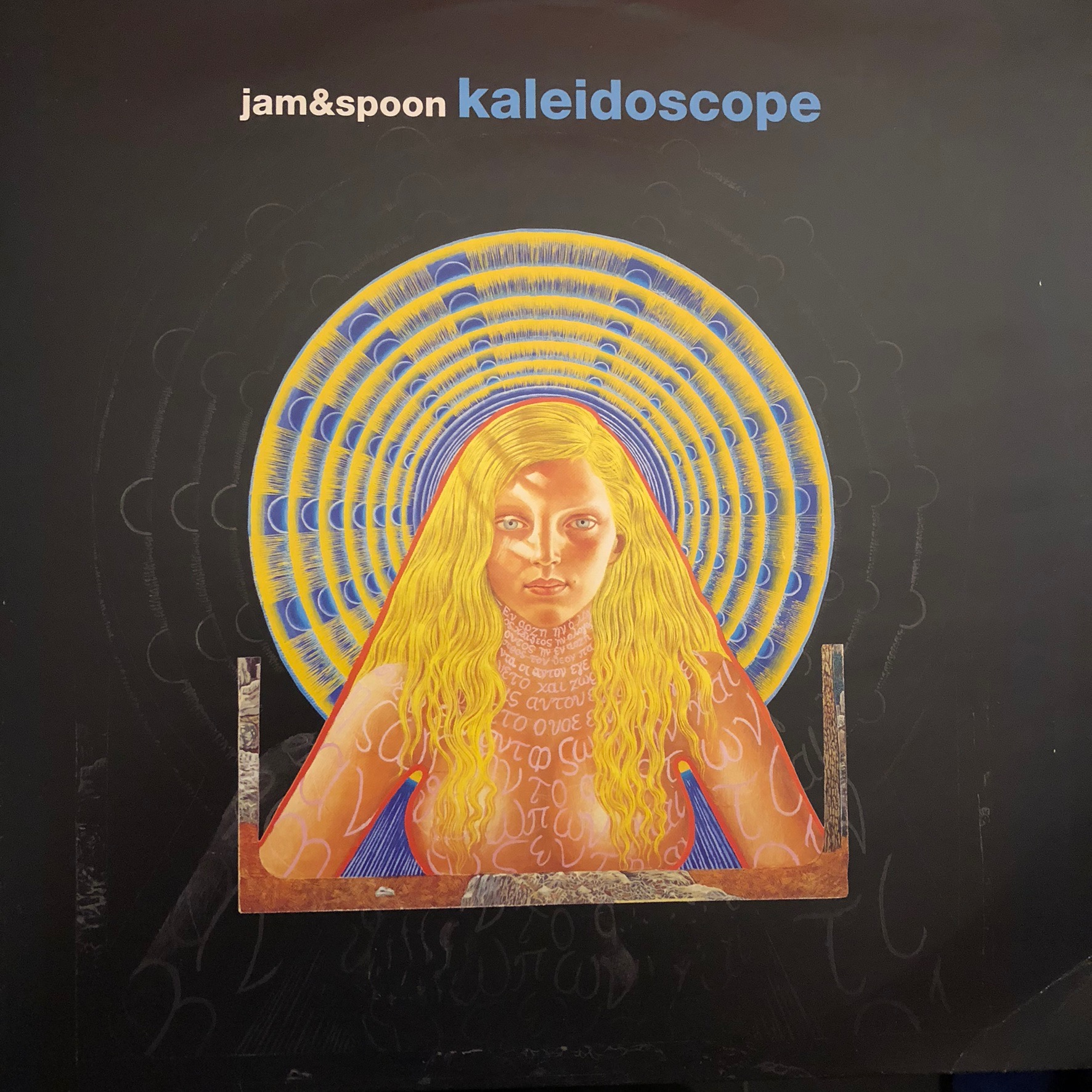Jam and Spoon - Kaleidoscope Cover Front