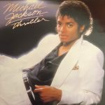 Michael Jackson - Thriller - Cover Front