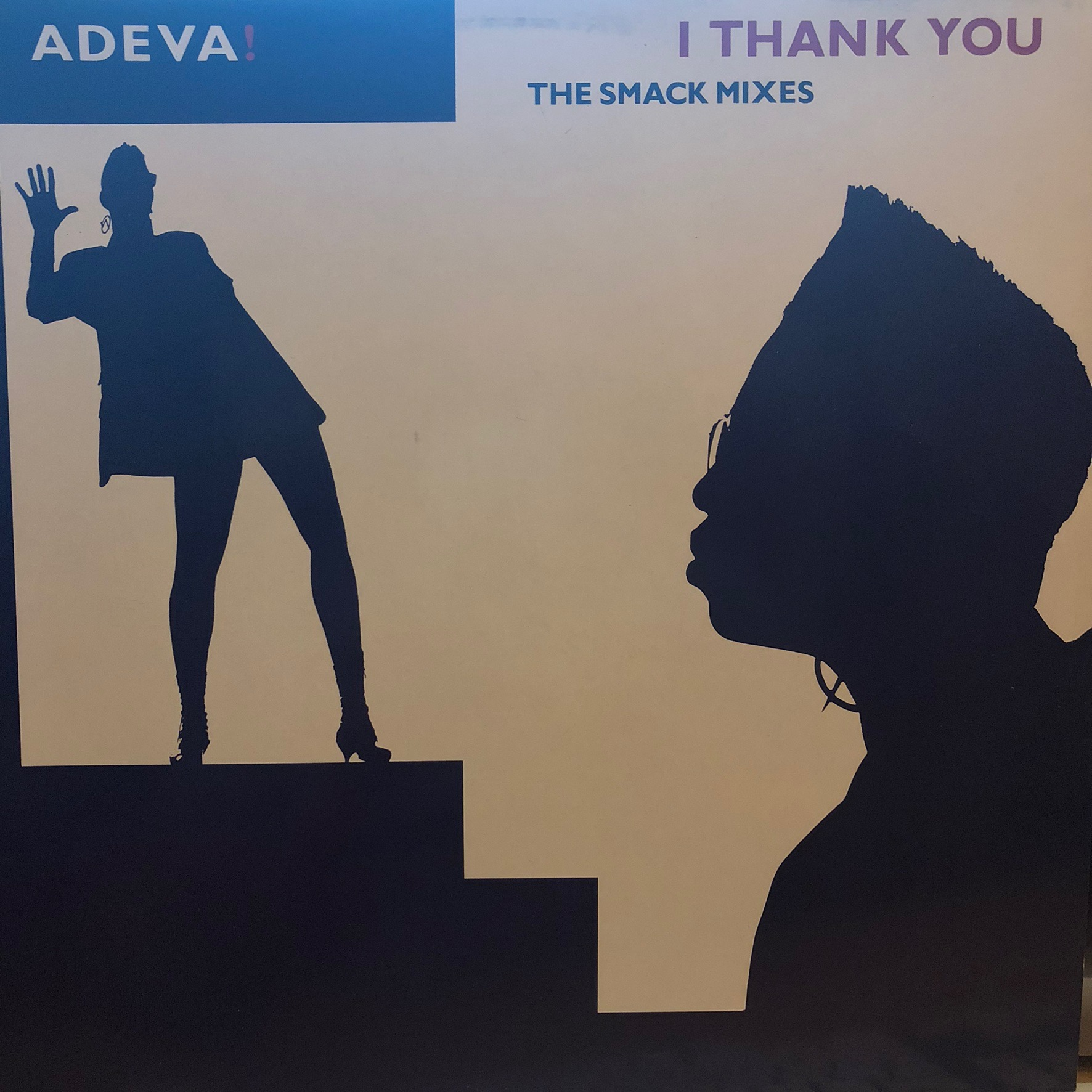 Adeva - I thank you - Front Cover