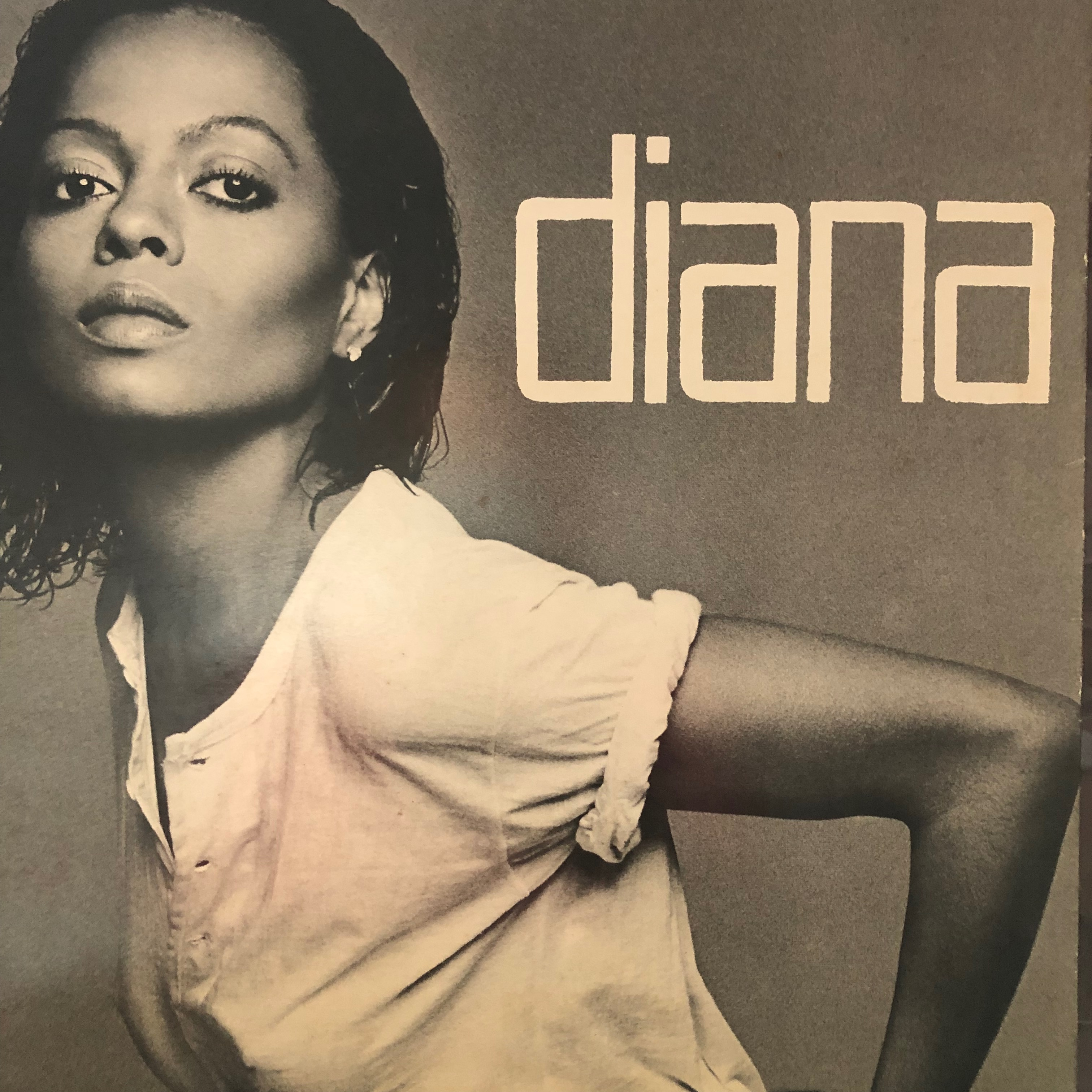 Diana Ross - Diana - Front Cover