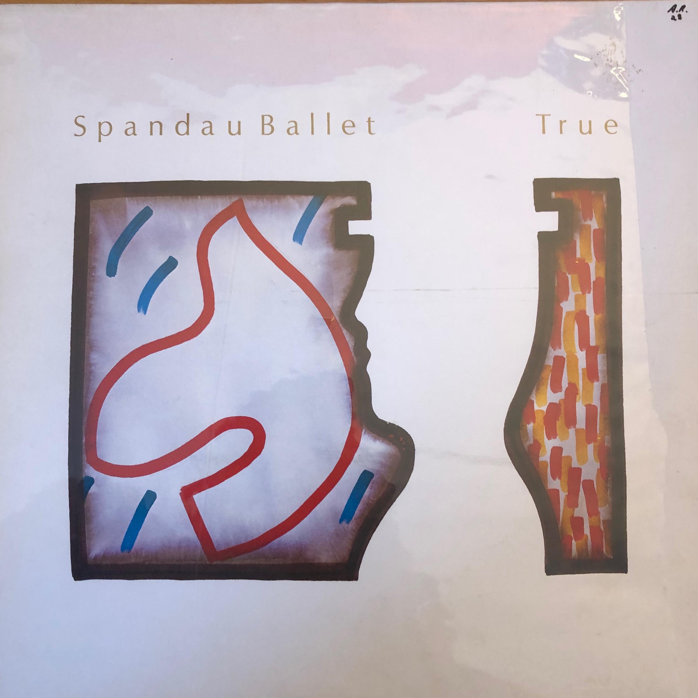 Spandau Ballet - True - Front Cover