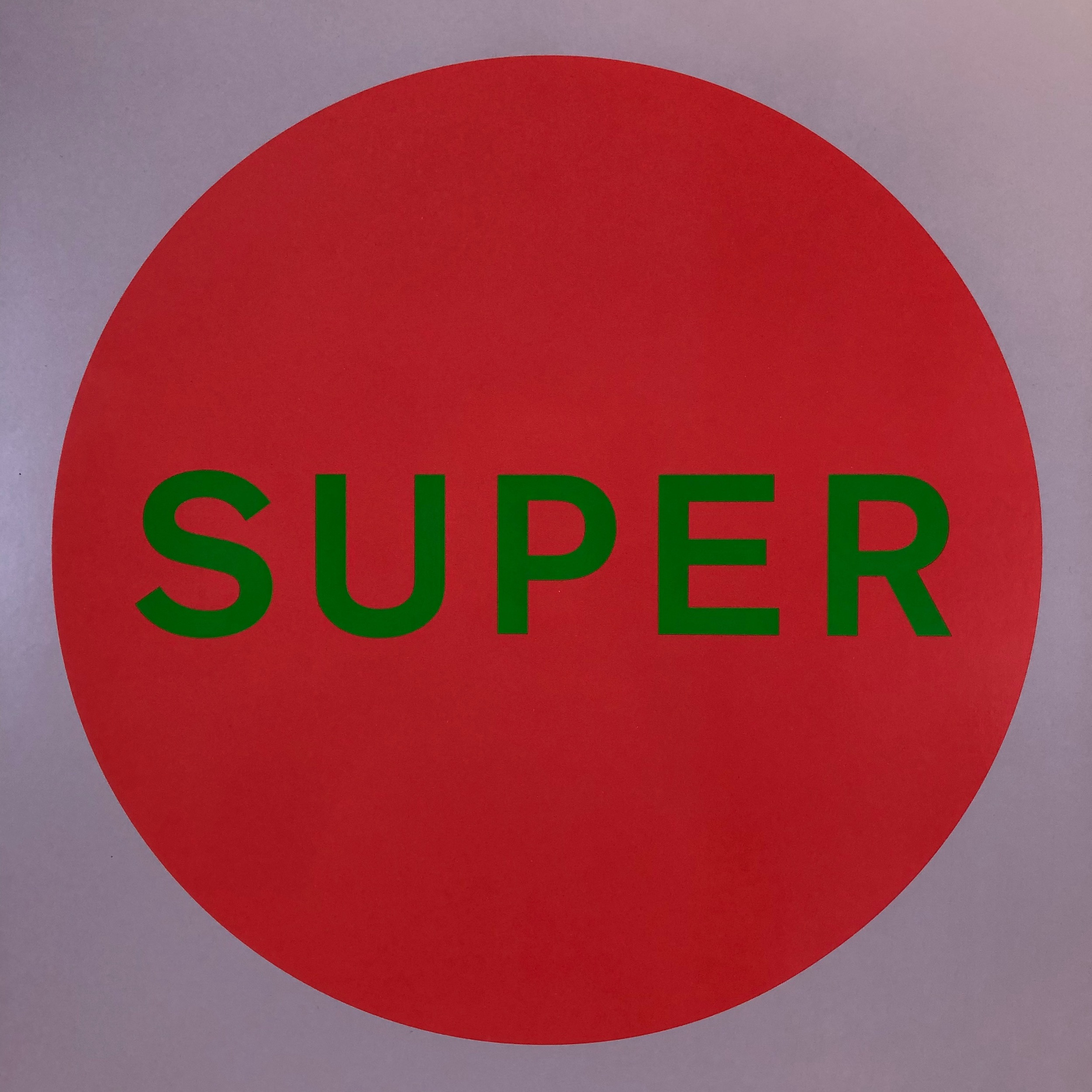 Pet Shop Boys - Super - Front Cover