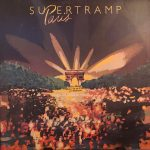 Supertramp - Paris - Front Cover
