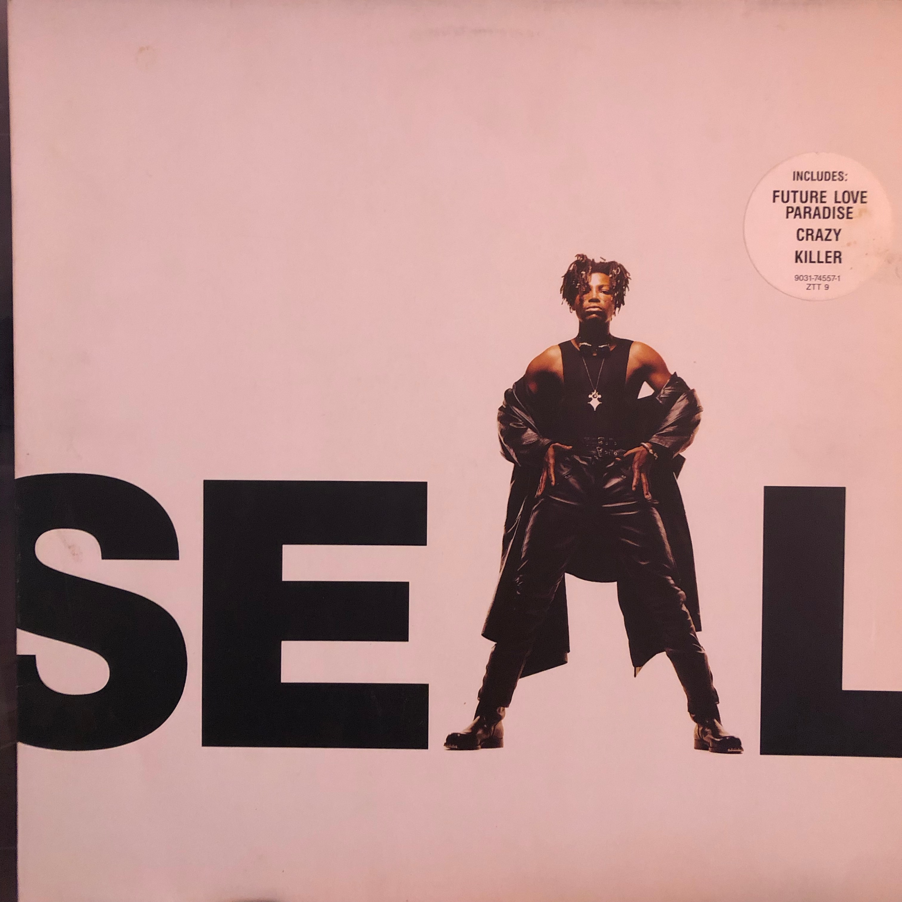 SEAL - SEAL Front Cover