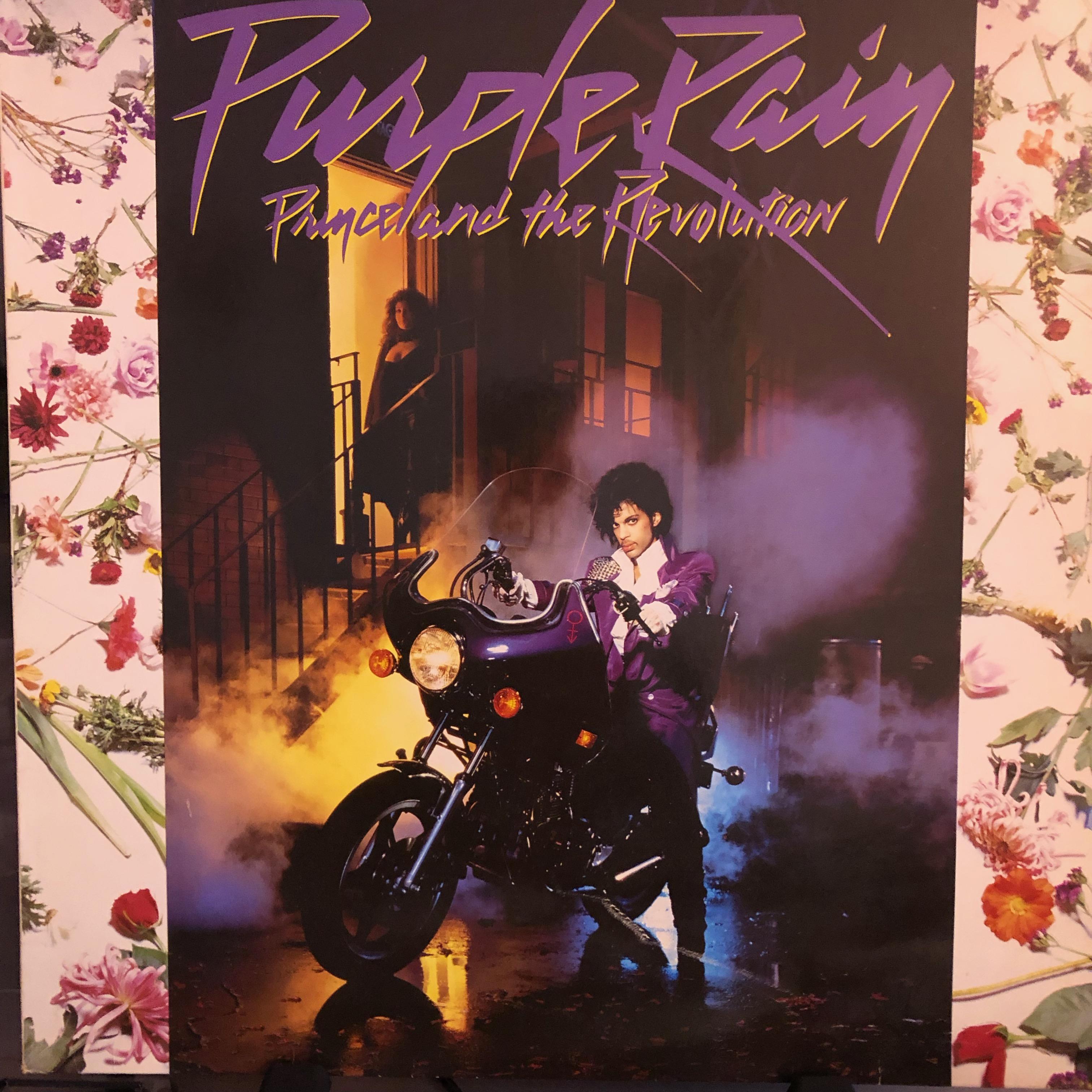 Prince - Purple Rain - Front Cover
